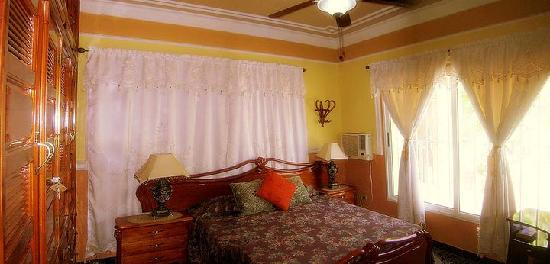 Pedrito Hostal: our rooms