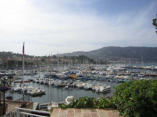 La Voile d'Or : Harbor View