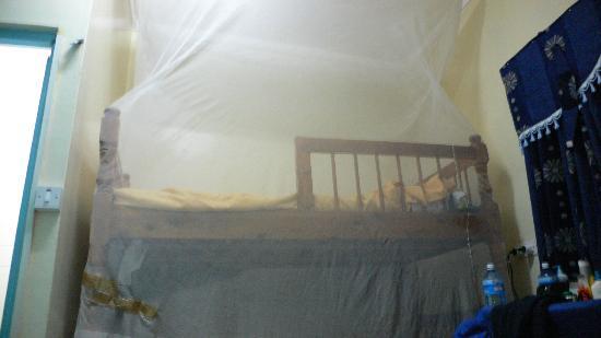 YMCA Nairobi (Central Branch): Tamaño de la habitación
