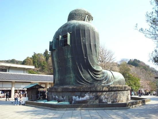 Kotoku-in (Great Buddha of Kamakura): 大仏