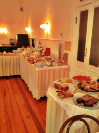 Hotel Villa Anita: Sala della colazione