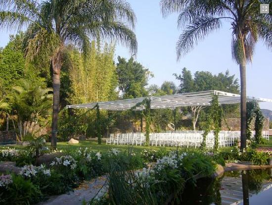 Foto de hotel jard n de la abundancia tepoztlan jardin for Jardin de sol