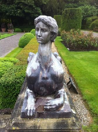 Γούντστοκ, UK: sphinx