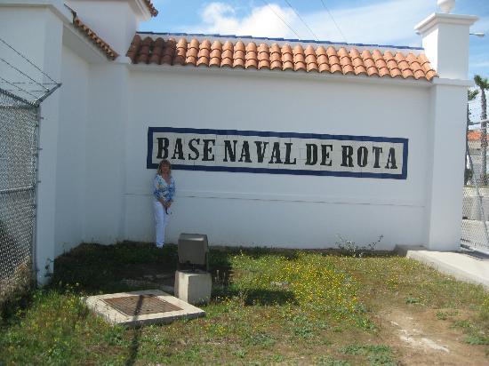 u s spanish navy base rota go admirals picture of rota