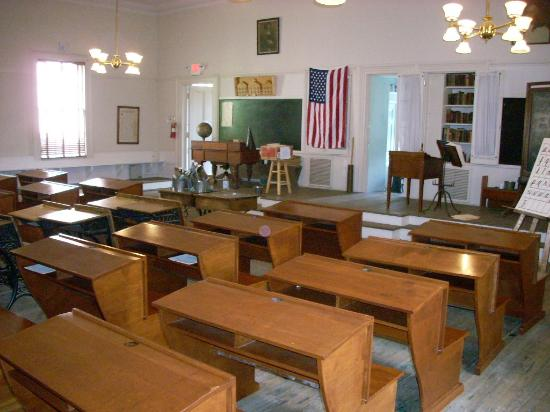 Ordinaire Massie Heritage Center: Massie School Classroom