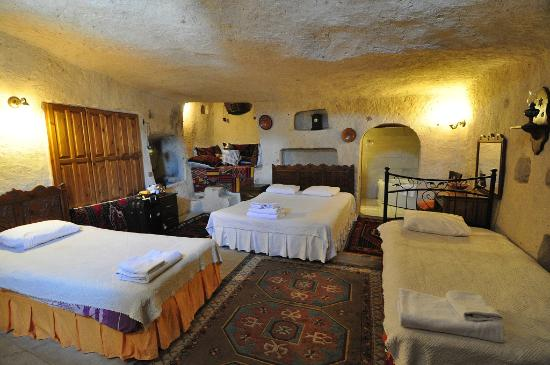 Canyon View Hotel: Room for 3 person