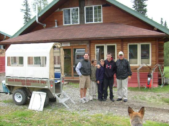 Alaska Wilderness Adventure: Great Fun