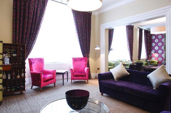 The Fleet Street Hotel: Lobby
