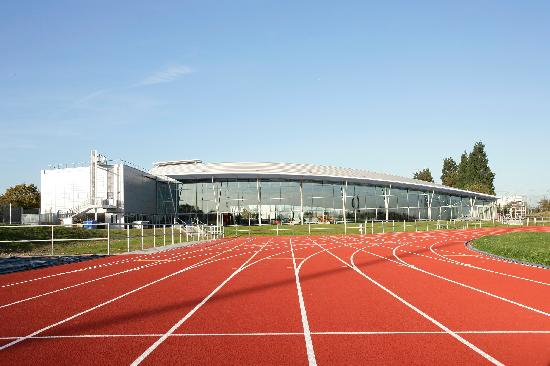 Lee Valley Regional Park: The stunning Athletics Centre