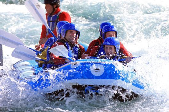 Lee Valley Regional Park: Ride the wild rapids at Lee Valley White Water Centre