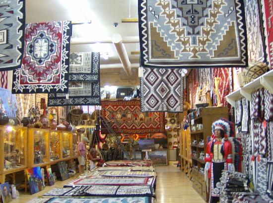 Richardsons Trading Company: rug room