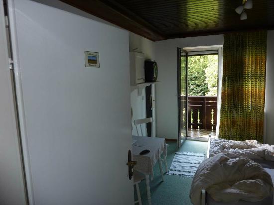 Nocksteinblick: Habitación