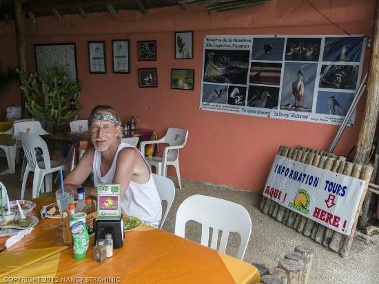 Rio Lagartos Adventures: La Torreja Resaurant