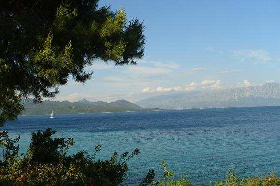 Porto Galini Seaside Resort & Spa: The view from our room