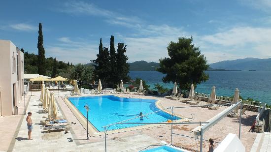 Porto Galini Seaside Resort & Spa: One of the swimming Poos
