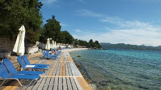 Porto Galini Seaside Resort & Spa: The beach