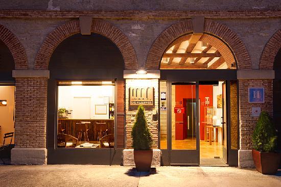 Hospederia de Alesves: hotel