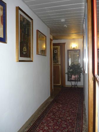 Hotel Serenissima: hall