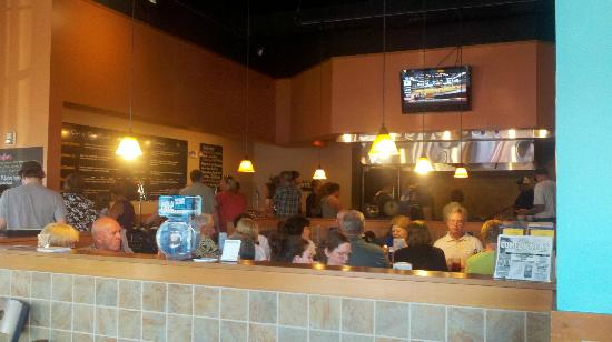 Blue Pacific Grill: We hosted an evening for a Celiac Group