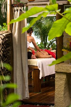 Hotel Tropico Latino: Spa Massages