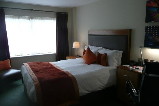 The Bermondsey Square Hotel: Our room