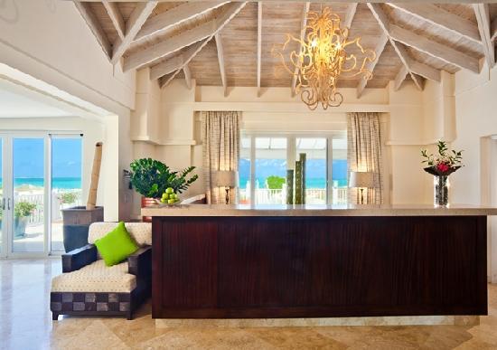 Alexandra Resort: Beautiful Reception Center