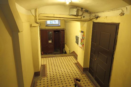 Altburg On Nevskiy 53: entrance