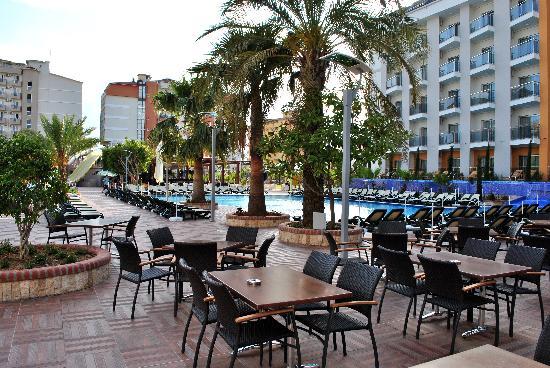 My Home Resort Hotel: Terrasse II