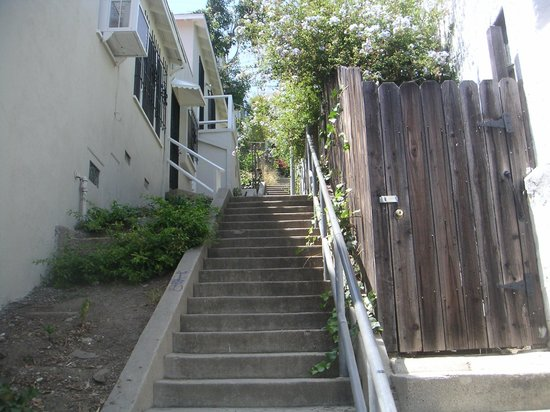 Photo of Monument / Landmark Music Box Steps at 923 - 935 Vendome Street, Los Angeles, CA 90026, United States