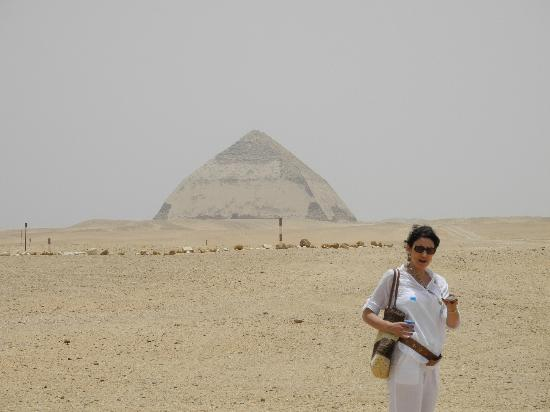 Around Egypt Tours - Day Tours: Dashur Bent Pyramid