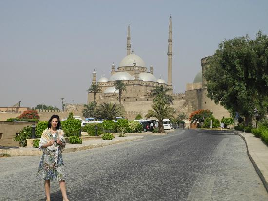 Around Egypt Tours - Day Tours: Mohammed Ali Mosque - Stunning