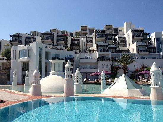 Kempinski Hotel Barbaros Bay: Hotel Rooms