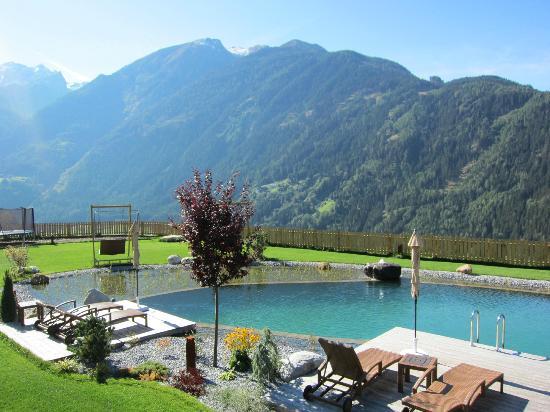 Hotel Jerzner Hof: Poolbereich
