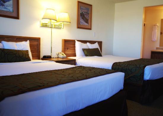 Hotel Rooms At Bryce Canyon Lodge