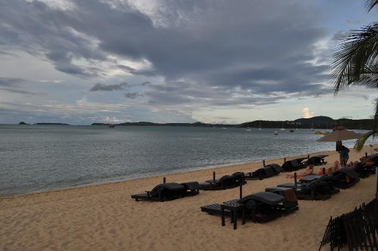 Bo Phut Resort & Spa: Playa