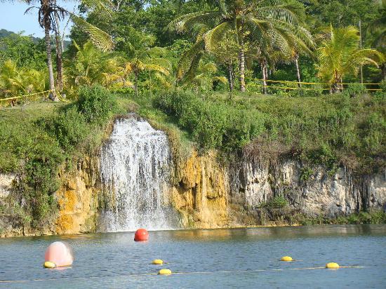 Las Aguas de Moises: cascada abraham