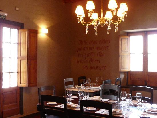 Dantesco Restaurante: Codicia