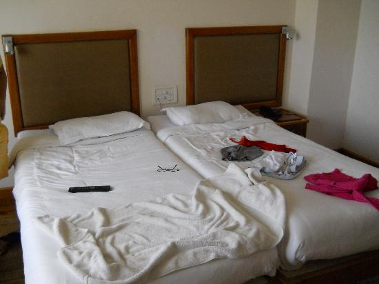The Eee Cee Hotel: comfortable..