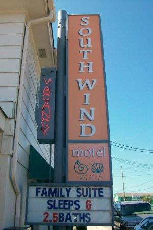 Kure Beach, NC: South Wind Motel