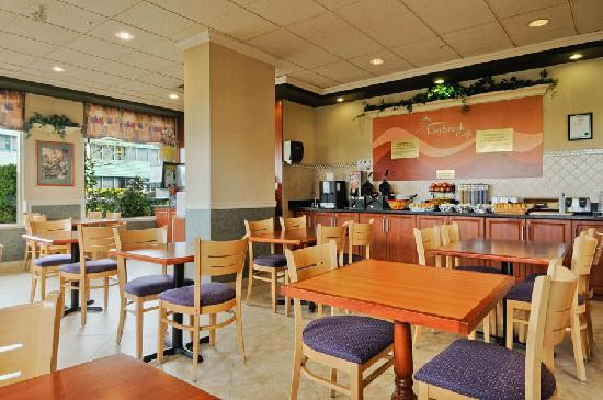 Days Inn - Vancouver Airport: Daybreak Cafe