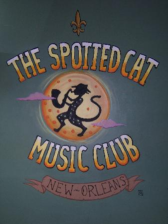 Photo of Nightclub The Spotted Cat at 623 Frenchmen St, New Orleans, LA 70116, United States