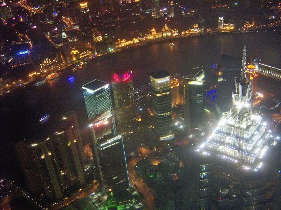 Daytime Skywalk Picture Of Shanghai World Financial