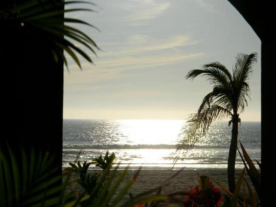 Estrella Del Mar Resort Mazatlan : The view from our room