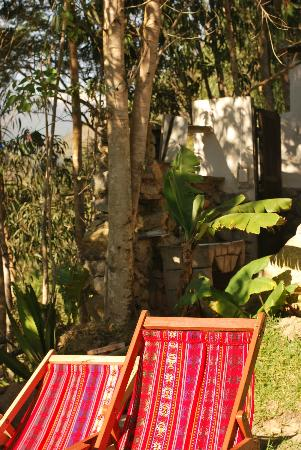Eco Quechua Lodge: Area comun