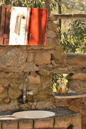 Eco Quechua Lodge: Lavatorio