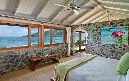 Petit St. Vincent Resort: One bedroom cottage view