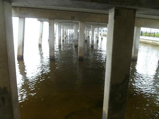 بونتا جوردا واتر فرونت هوتل آند سويتس: Boardwalk under 41