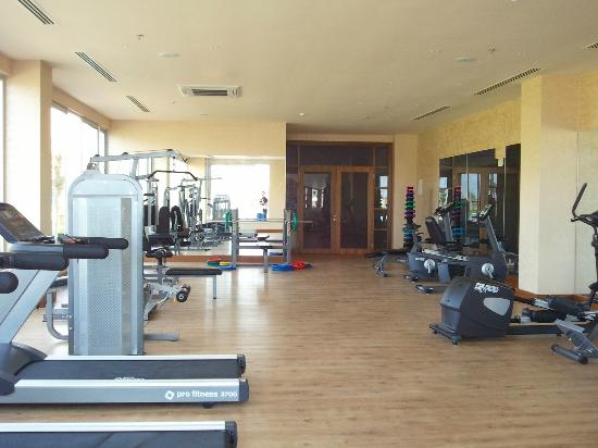 Kahya Resort Hotel: FItness