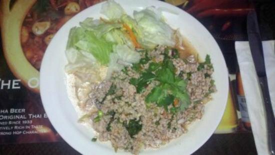 Thai Spice Restaurant: Larb