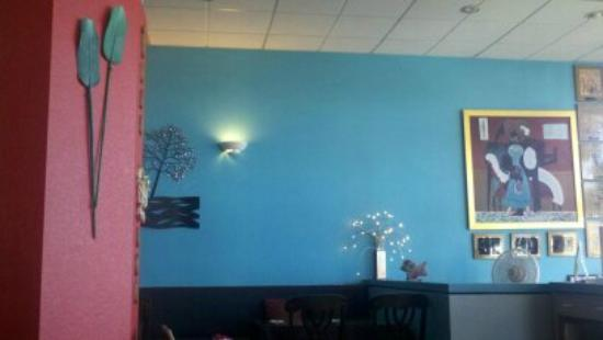 Thai Spice Restaurant: Decor